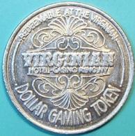 $1 Casino Token. Virginian, Reno, NV. 1988. D31. - Casino