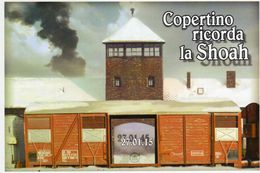 Copertino (LE) 2015 - Copertino Ricorda La SHOAH  - - Militaria