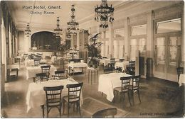 Gent - Post Hotel - Dining Room - Gent