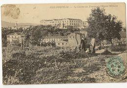 S6932 - Philippeville-La Caserne Des Zouaves Et L' Hôpital Militaire - Constantine
