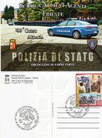 """Trieste 2018 - Scuola Allievi Agenti Polizia Di Stato - 199° """"AUDACE """" Solenne Giuramento - - Polizia – Gendarmeria"""