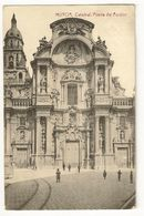 S6933 - Murcia - Catedral. Puerta Del Perdon - Murcia