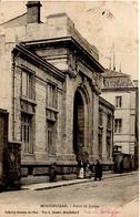 Montbéliard - Palais De Justice - Montbéliard