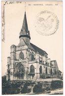 MARISSEL . 60 . L'église . 1916 . - Francia