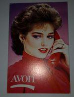 Calendrier De Poche AVON 1985 - Calendarios