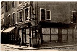 Montbéliard - Café Du Centre - Montbéliard