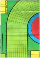 Le Tiercé En Famille Nouveau - Course - Circuit Géants - Chevaux Obstacle Rivière Billet à Découpé I.S.L 45 Villemaudeur - Group Games, Parlour Games