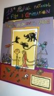 Carte Postale - 13e Festival National Du Film D'Animation (cinéma - Affiche) Auch - Plakate Auf Karten