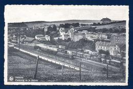 Vielsalm. Faubourg De La Station. Franchise Militaire Peloton De Garde Caserne De Rencheux. Juin 1946 - Vielsalm