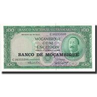 Billet, Mozambique, 100 Escudos, 1961, 1961-03-27, KM:109a, SPL - Mozambique