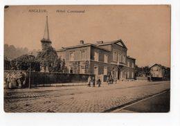 ANGLEUR  -  Hôtel Communal - Luik