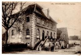FESCHES-le-CHATEL - La Gare - Autres Communes
