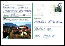 83997) BRD - P 139 - T1/8 - OO Gestempelt - 8958 Füssen, Teilansicht - BRD