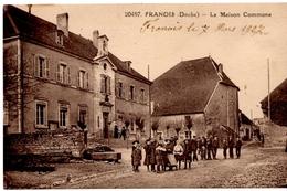 FRASNOIS - La Maison Commune - France