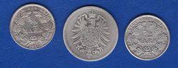 All  3  Pieces - [ 2] 1871-1918 : Impero Tedesco