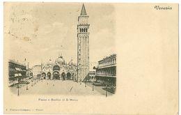 S6947 - Venezia - Piazza E Basilica Di S.Marco - Venetië (Venice)