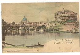 S6948 - Castel S. Angelo E Cupola Di S. Pietro - Castel Sant'Angelo