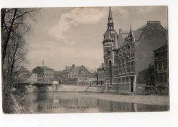 CHENEE  -  Hôtel De Ville Et  Pont - Luik