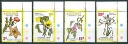 1974 Botswana Fiori Flowers Fleurs Natale Christmas Noel MNH** Fio106 - Botswana (1966-...)