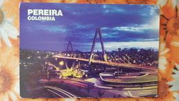 Colombia, Pereira -   - Old - Postcard - Kolumbien