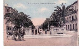 Alicante - Paseo Del Doctor Gadea - Alicante