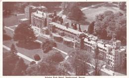SELSDON PARK HOTEL, SANDERSTEAD, SURREY. CARD.-TBE-BLEUP - Hotel's & Restaurants