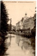 Environs De Baume-les-Dames - Le Cusancin Et Les Bains De Guillon - Baume Les Dames
