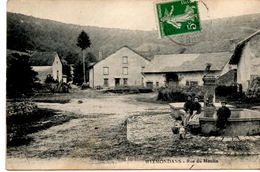 HYEMONDANS - Rue Du Moulin - Autres Communes