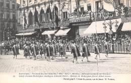ANTWERPEN - Vrijmaking Der Schelde (1863 - 1913) - 29 - Groep Vreemde Rederijkers Huldigen Albreet Dürer - Antwerpen