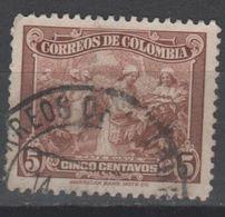 COLOMBIE N° 327  O Y&T 1939  Récolte Du Café - Colombia