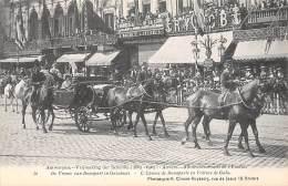 ANTWERPEN - Vrijmaking Der Schelde (1863 - 1913) - 36 - De Vrouw Van Bonapart In Galakoets - Antwerpen