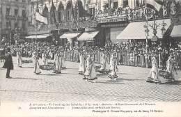 ANTWERPEN - Vrijmaking Der Schelde (1863 - 1913) - 39 - Maagden Met Bloemkorven - Antwerpen