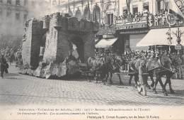 ANTWERPEN - Vrijmaking Der Schelde (1863 - 1913) - 4 - De Smeuldende Burcht - Antwerpen