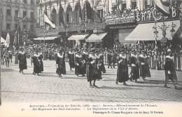 ANTWERPEN - Vrijmaking Der Schelde (1863 - 1913) - 40 - Het Magistraat Der Stad Antwerpen - Antwerpen