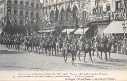 ANTWERPEN - Vrijmaking Der Schelde (1863 - 1913) - 43 - Blijde Intrede Van Alexander Farnèse, Spaansche Ruiterij - Antwerpen
