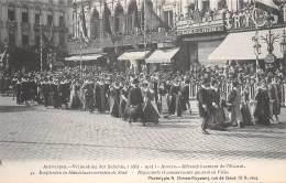 ANTWERPEN - Vrijmaking Der Schelde (1863 - 1913) - 44 - Kooplieden En Handelaarsverlaten De Stad - Antwerpen