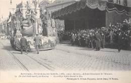 ANTWERPEN - Vrijmaking Der Schelde (1863 - 1913) - 59 - De Stoet Trekt Voorbij De Koning - Antwerpen