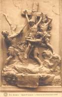 ANVERS - Eglise St Jacques - L'Erection De La Croix (bas-relief) - Antwerpen