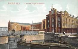 BRUXELLES - Caserne Du Petit Château - Monumenten, Gebouwen