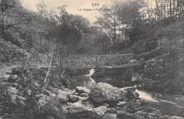 SPA - La Hoëgne - Pont Léopold - Spa