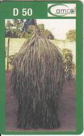 GAMBIA - Gamcel Prepaid Card D50, Exp.date 15/09/04, Used - Gambia