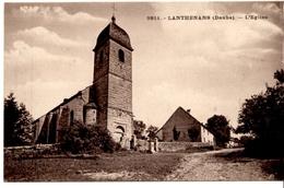 LANTHENANS - L'Eglise - Autres Communes