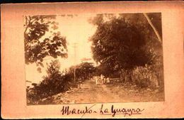 87156) Cartolina Fotografica La Guayana- Macuto -nuova - Venezuela