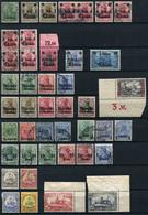 40505) Kolonien - Lot Gestempelt/ Postfrisch/ Gefalzt - Briefmarken