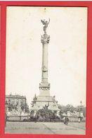 BORDEAUX 1906 MONUMENT DES GIRONDINS CARTE EN BON ETAT - Bordeaux
