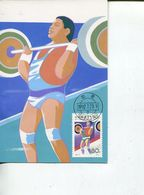 (102) China - Weight Lifting - Haltérophilie