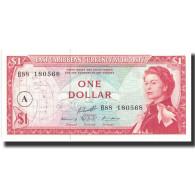 Billet, Etats Des Caraibes Orientales, 1 Dollar, Undated (1965), Undated - Caraïbes Orientales