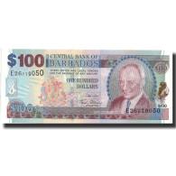 Billet, Barbados, 100 Dollars, 2007, 2007-05-01, KM:71a, SPL+ - Barbades