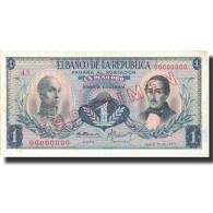 Billet, Colombie, 1 Peso Oro, 1970, 1970-05-01, KM:404s2, SPL - Colombie