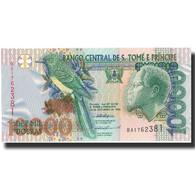 Billet, Saint Thomas And Prince, 10,000 Dobras, 1996, 1996-10-22, KM:66a, NEUF - Sao Tomé Et Principe